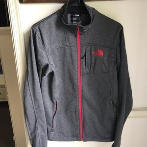 The North Face Men's polyester shell